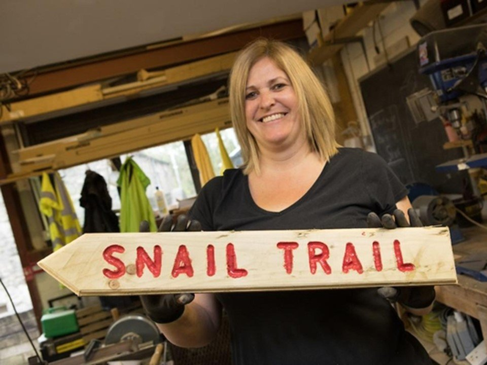 Support - Snail Trail